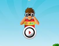 EyeSpot iPAD Game