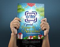 ENTER | Christmas promotion