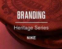 NIKE / HERITAGE BRANDING