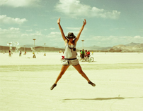 BURNING MAN 2011 )'(