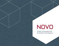 NOVO - site Web