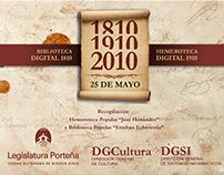 Diseño Multimedia - Biblioteca Digital Bicentenario
