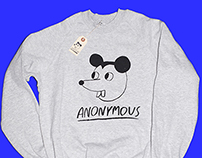 Anonymous - personal project