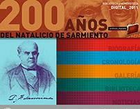 Diseño Multimedia - Biblioteca Digital Sarmiento