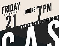 CASA Music Festival - Promotional Poster