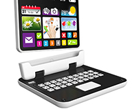 Kidz Delight - Tablet / Keyboard TechToo