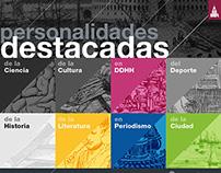 Diseño Multimedia - Biblioteca Digital Personalidades
