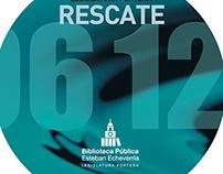Diseño de CD Cover para la Biblioteca de la Legislatura
