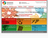 Diseño Multimedia - Leyes sobre DDHH