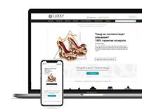 Web & mobile design + social nets & email design