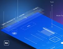 Practice+ App UI / UX / Branding Case Study