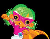 OCLS 2015 Summer Reading Preschool & Childern Logo