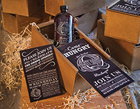 Mighty Quinn's Packaging
