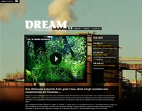 Dream website