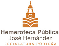 Identidad institucional - Hemeroteca José Hernández