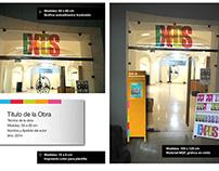 Identidad institucional - Sala de Exposiciones