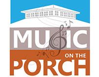 OCLS Music on the Porch Logo