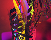 Adidas ZX Flux - Love Parade