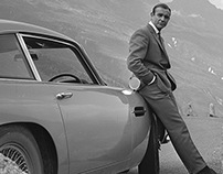Highlife: James Bond Expo Kunsthal Rotterdam 2014/2015