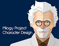 Professor -Milogy project