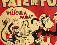 PATÉ DE FUÁ CD COVER