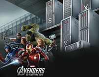 Oracle and The Avengers