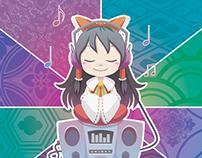 Gensokyo Radio Flyer