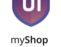 UI Logo + Animation