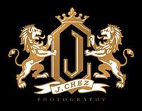 J Chez Photography Logo & Identity