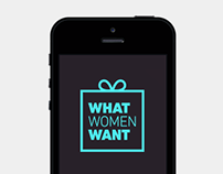 What Women Want by Limoni e La Gardenia - App