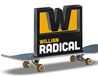 Branding -Campanha Publicitária - TCC - Willian Radical