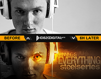 Steelseries Facebook Cover