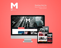 Restyling Web Site - Macro Museum Roma