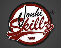 Logotipo de Jonhi Skillz