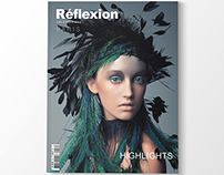 Réflexion- Paris Based Magazine