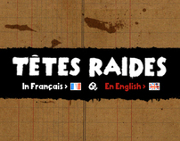"Web design ""têtes raides"""