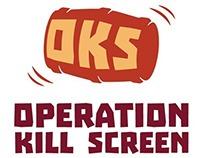 Operation Kill Screen Podcast Logo