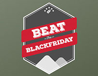 Beat Black Friday Ad Campaign