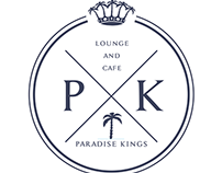 Project: Paradise Kings Logo