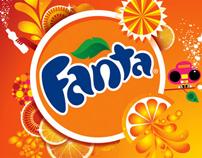 Fanta Official Online Re-Branding