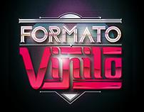 Formato Vinilo - Branding & Album Art