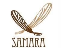 Samara Restaurant Identity