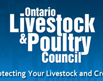 Ontario Livestock & Poulty Council – Video