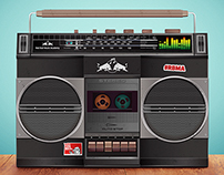 RBMA Boombox