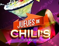JUEVES DE CHILI'S REDESIGN PROPOSAL.