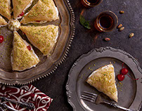 Manna Patisserie- Oriental desserts