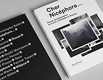 Cher Nicéphore…