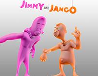 Jimmy and Jango