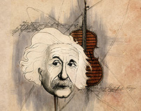 Music and Science.