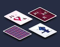 TYPE PLAYING CARDS